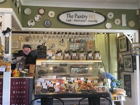 The Pantry Hq by Eggs Benedict With Salmon Followed By A Coffee Shake