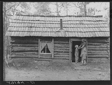 Arthurs Cabin by 23 Houses In Missouri From The 1930s
