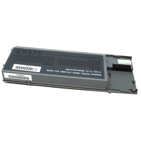 Baterai Laptop Dell Latitude D620 baterai dell latitude d620 series oem gray