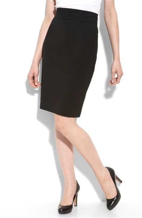Black Pencil Skirt ? A Must for Work   Pursuitist