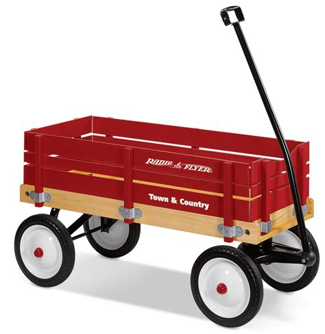 Pelican Home Decor by Radio Flyer Town And Country Wagon Pismo Bob S