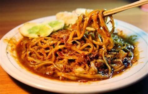 membuat mie balap gambar menu makanan khas indonesia daunbuah com