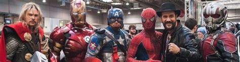 10 And At The Comic Con wilmington comic con returns local legends and