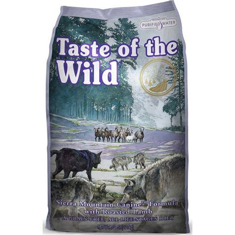 Taste Of The With Roasted 15 Lbs taste of the mountain formula w roasted 5