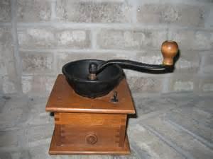 Hand Crank Coffee Grinder Old Vintage Hand Crank Coffee Mill Grinder Item 981 For