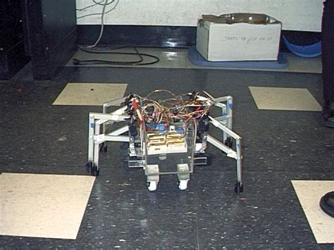 Ideas Electrical Engineering Senior Design Project by Ericson Mar S Robotics Homepage