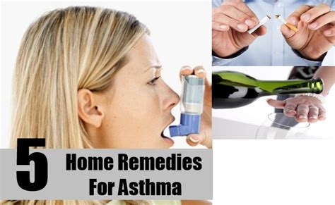 asthma symptoms home remedies treatments cure