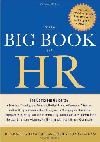 the big book of the big book of hr toolfanatic com