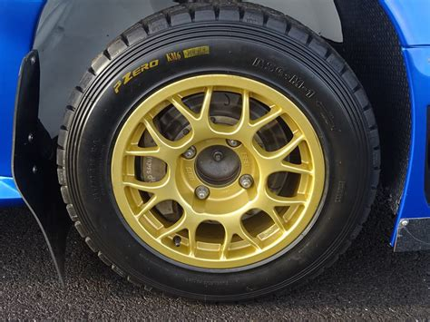 subaru rally wheels for sale petter solberg s 2007 subaru wrc s12b rally car