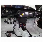 Subaru Impreza GC8 Gr A Carbon Dash Panels  MARSCHAL