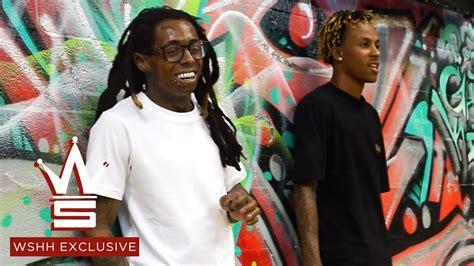 lil pump vlog lil wayne rich the kid skate session vlog video