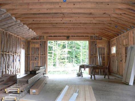 detached garage plans  cost