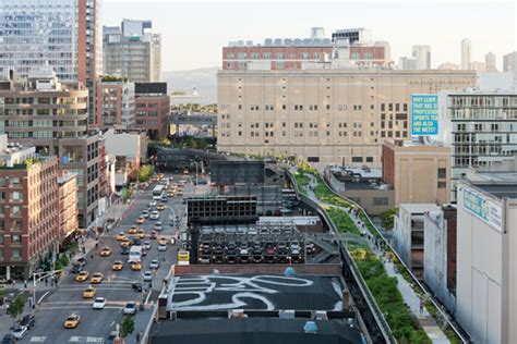 high line stage 2 opens