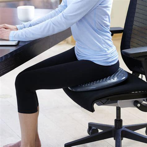 cuscino per equilibrio cuscino gonfiabile base propriocettiva equilibrio esercizi