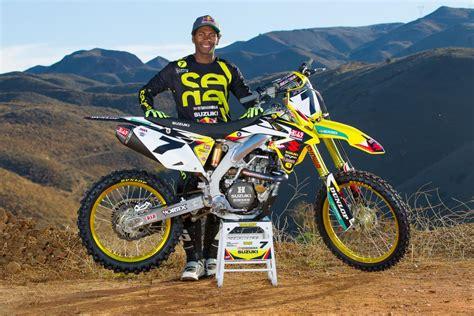 Stewart Suzuki Stewart Suzuki Reach Multi Year Deal Racer X
