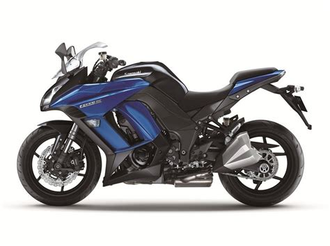 new blue color 2016 kawasaki z1000sx gets slipper clutch and new blue color autoevolution