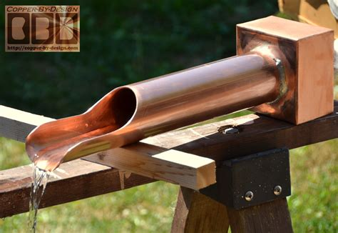 cbd s custom copper water features page