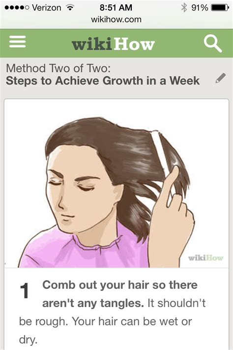 grow hair 3 4 inches in 1 week grow your hair 3 5 inches per week with these three