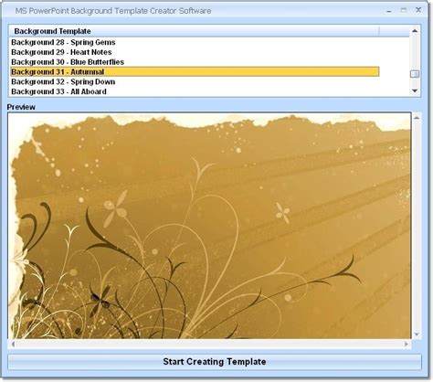 powerpoint template creator animated powerpoint background software ms