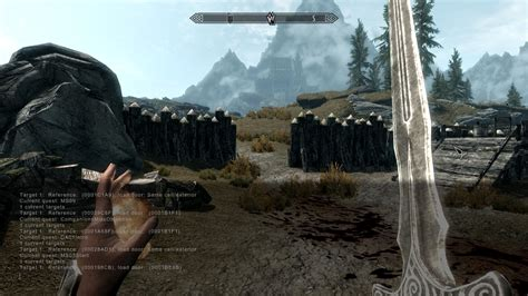 skyrim console how to use the skyrim console to get past broken quests on