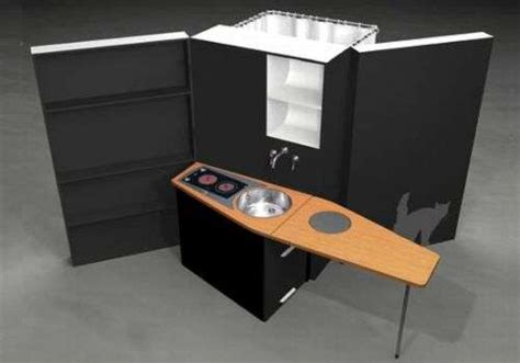 mobile all in one kitchens and bathrooms the woonbox