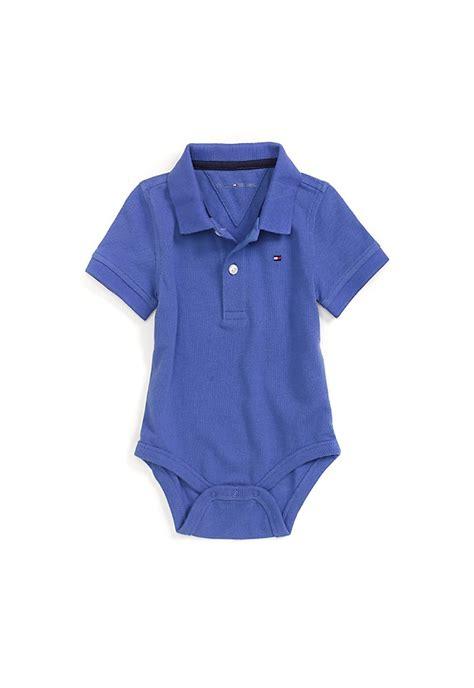 polo onesie hilfiger boy s infant polo onesie ebay
