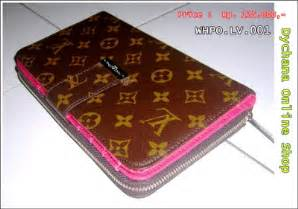 Tupperware Warna Pink dychana shop dompet hp organizer lv hermes