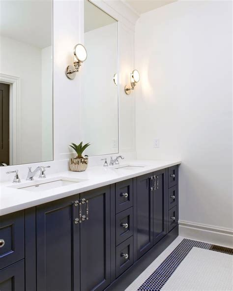 navy blue bathroom vanity friday s favourites navy bathroom bathroom vanities and