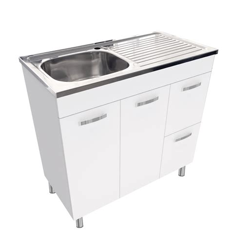 Laundry Sinks With Cabinets by Citi Laundry Sink Cabinet 890x460x902mm Builders