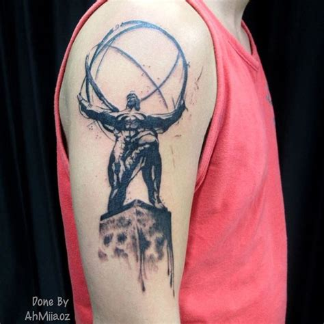 atlas tattoo 25 best ideas about atlas on