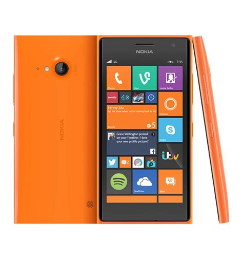 Nokia Lumia Zoom nokia lumia 735 price specs reviews and features checkmobile