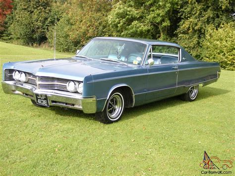 rare muscle 1967 chrysler 300c very rare luxury muscle car