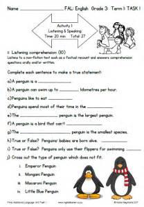 grade 3 first additional language english term 1 task