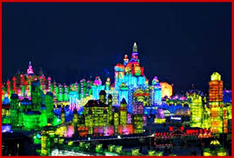 harbin snow and ice festival 2017 the harbin international snow and ice sculpture festival