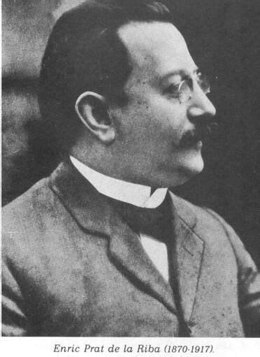 Enric Prat de la Riba (1870-1917), president de la