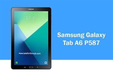 Reset Samsung Galaxy Tab A6 by Samsung Galaxy Tab A6 P587 Format Atma Sıfırlama Reset