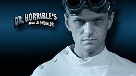 dr horribles sing along blog dr horrible fluff post sociallythinking