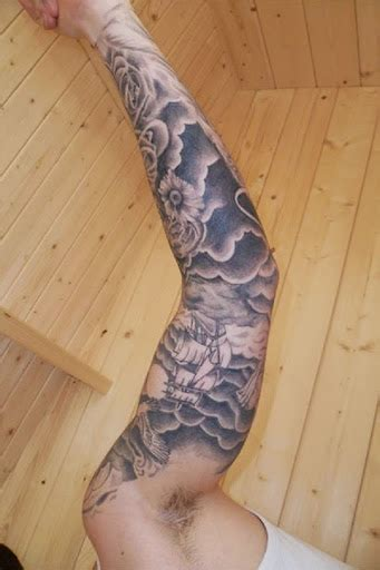 sky clouds tattoo designs 50 big cloud tattoos and concepts for males and females