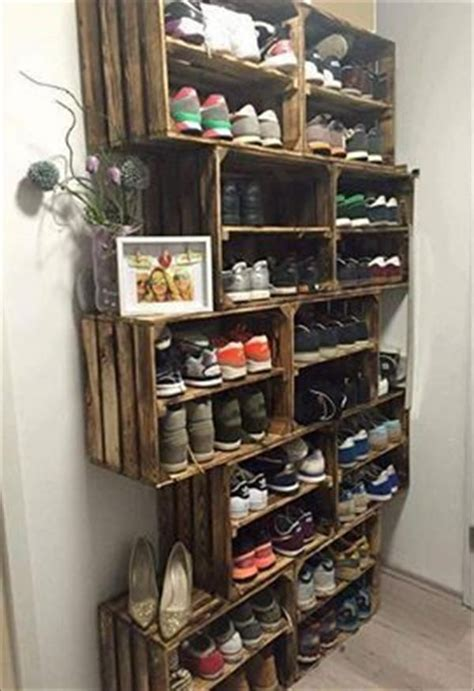Shoe Rack Hack by Extremely Practical Shoe Storage Hacks That You Will