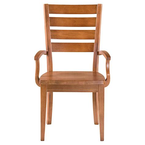 Bassett Dining Chairs Bassett 4469 0684 Custom Dining Arm Chair Discount Furniture At Hickory Park Furniture Galleries