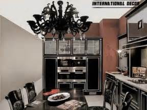 Kitchen Art Design by 12 Art Deco Kitchen Designs And Furniture