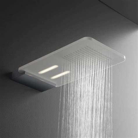 LED Light Shower Heads From Danilo Fedeli