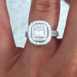 Cushion Cut Neil 25 Best Ideas About Neil Engagement On