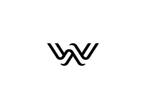 logo lettere 1000 ideas about letter w on letter c letter