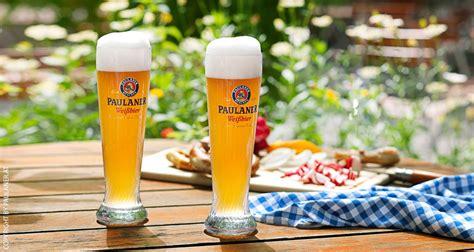 Biergarten Englischer Garten Speisekarte by Cocktail Gl 228 Ser Weizenbierglas Paulaner 0 5l 2er Set