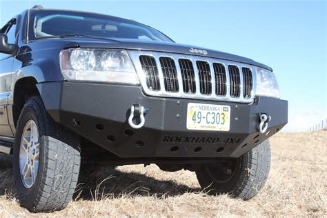 1999 Jeep Front Bumper Rock 4x4 Patriot Series Front Bumper For Jeep Grand