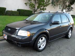 2007 Ford Freestyle Recalls 2007 Ford Freestyle Black 200 Interior And Exterior Images
