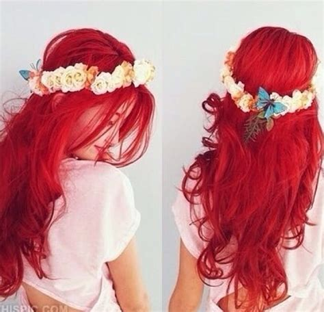 ariel hair color 123 best images about hair on hair