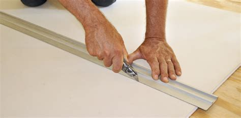 Ceiling Board Cutter - how to cut and hang drywall today s homeowner
