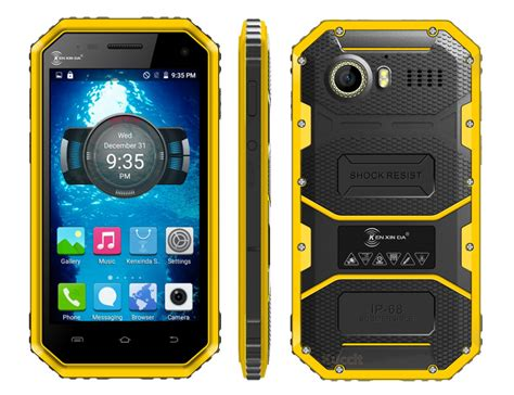 rugged waterproof smartphone rugged android waterproof smartphone w6 4g lte ultra slim phone 2016 cellular original
